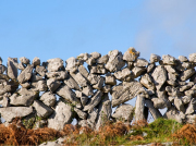 Cliffs Tour Dry Stone wall