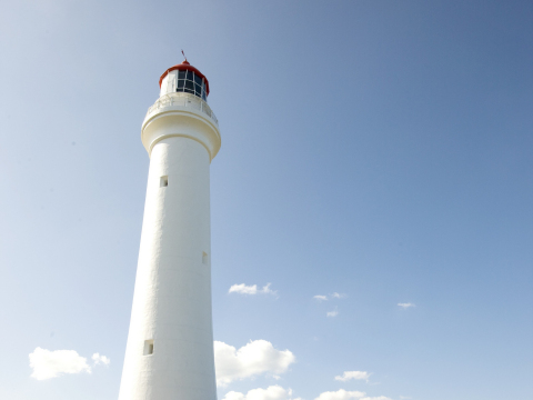 Bunyip Tours 'Split Point Lighthouse'