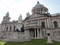 Belfast tour Belfast City Hall