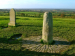 Celtic Tour - Hill of Tara - Stone of destiny