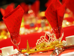 Christmas Showboat table setting 1 - Copy