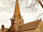IFDOWNTON Bampton St.Mars Church