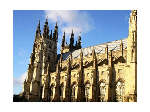 IFKENT Canterbury Cathedral