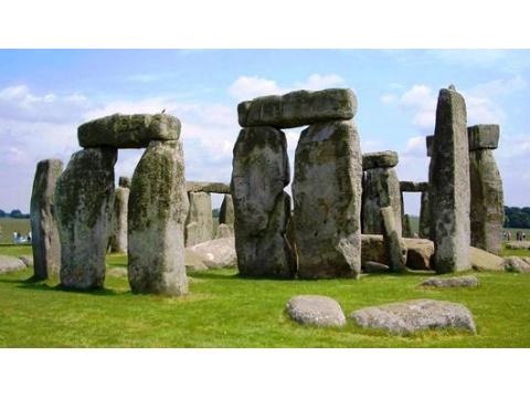 IFLACOCK Stonehenge
