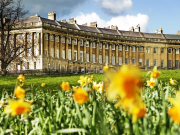IFLACOCK Bath Royal Crescent