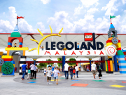 LEGOLAND MAIN ENTRANCE IMAGE
