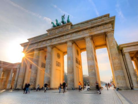 ベルリン市内観光
