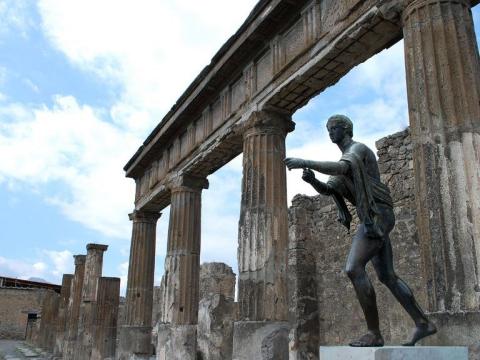 ポンペイ・古代都市遺跡