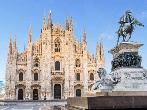 ミラノ市内観光ツアー