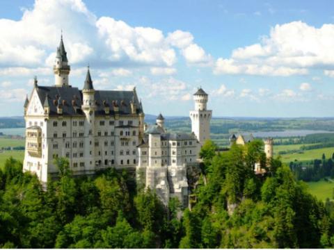 ドイツ人気観光スポット
