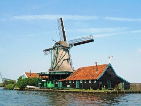 アムステルダムから行く近郊ツアー