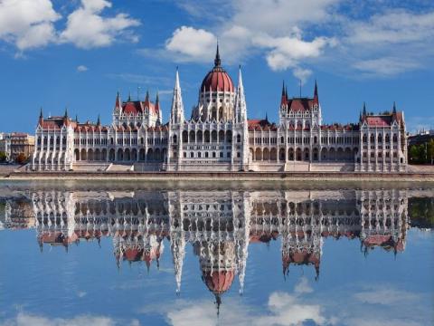 ブダペスト市内観光