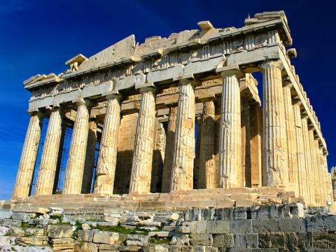 アテネ市内観光
