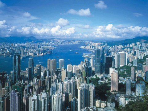 マカオ発 香港観光ツアー