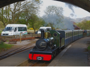 Steam railway 5c pic