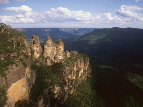 wiki greater blue mountains area