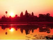 Angkorwat sunrise
