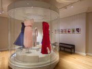 DIANA PRINCESS OF WALES DRESS DISPLAY