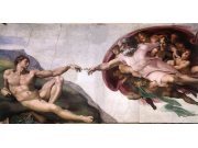 Michelangelo's Creation