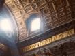 St. Peters Basilica Inside Detail