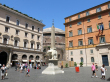 Minerva Square and Pantheon in the back