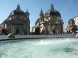 Popolo Square Fountain