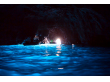 Blue Grotto inside