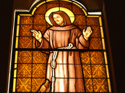 St. Francis Basilica Window