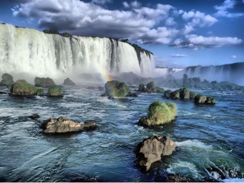 イグアスの滝 観光ツアー
