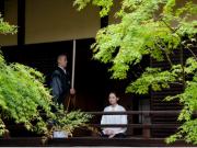 Zazen at Shourinji Temple in Kyoto