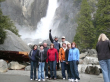 Yosemite Falls with Pax