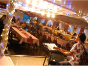 Live performance on board the cruise
