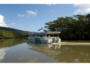 River cruise on Iriomote Island