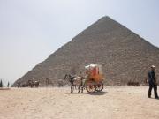 GIZA クフ王のピラミッド