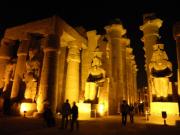 LXR 夜ルクソール神殿