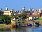 コプト教地区