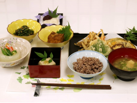 how to make a japanese lunch
