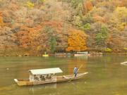 嵐山紅葉1