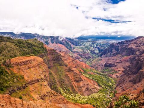 Waimea Canyon Top Kauai Attractions Kauai Tours Activities - 12 things to see and do in kauai