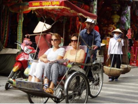 ハノイ市内観光
