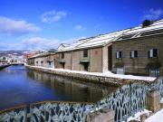 photolibrary 小樽運河 冬 (2)