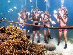 Helmet Diving (2)