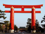 141231Heianjingu_Torii
