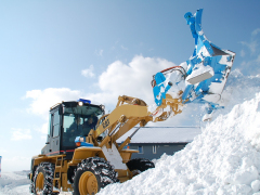 ザ・吉岡除雪車1
