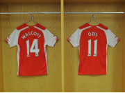 Arsenal changing room 5 140527MAFC