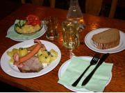 '05-06WINTER_ウィーンナイトツアー_夕食例