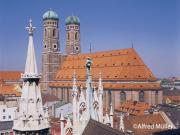 レジデンツとミュンヘン旧市街4