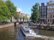 Foto Amsterdam, grachten, rondvaarten (20)
