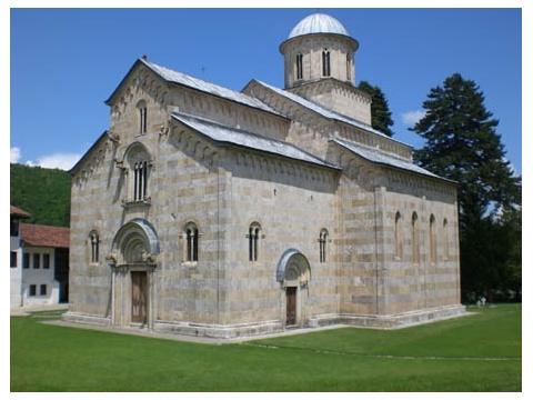 デチャニ修道院