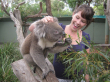 Bunyip Tours Close encounter with Koala
